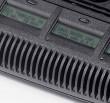 WPLN4194 Stolní 6 pozicový displejový inteligentní nabíječ IMPRES - detail