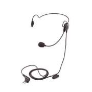 00168 Ultra lehká náhlavní souprava pro radiostanice Motorola DTR2450 a DTR2430