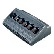 WPLN4213 Stolní 6 pozicový inteligentní nabíječ IMPRES