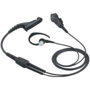 RLN5880 Sluchátko do ucha, mikrofon kombinovaný s PTT pro Motorola DP3600, DP3400 ...