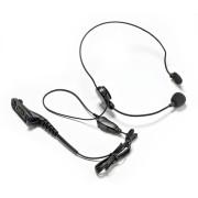 PMLN5979 Ultra lehká náhlavní souprava VOX a PTT pro Motorola DP4000 a DP3000
