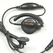 MDPMLN4557 Sluchátko na ucho, mikrofon s PTT