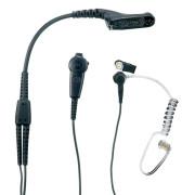 RLN5882 Sluchátko se zvukovodem, mikrofon kombinovaný s PTT pro radiostanice Motorola DP