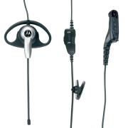 PMLN5096 Ultra lehká (D-shell) náhlavní souprava pro Motorola DP 3400, DP3600, ...