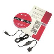 00230 Software a USB kabel pro nastavení radiostanic DTR2450 a DTR2430