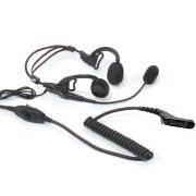 PMLN5101 Temenní audio souprava pro radiostanice Motorola DP3400, 3600...
