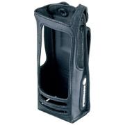 PMLN5018 Pouzdro z jemné kůže pro radiostanice Motorola DP360x