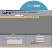 GMVN5520 MOTOTRBO RDAC software CD