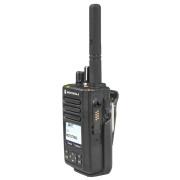 Přenosná radiostanice Motorola MOTOTRBO™ DP3661e VHF, BT, GPS, WiFi model MDH69JDQ9RA1AN
