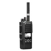 Motorola DP4400 UHF - digitální radiostanice