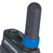 32012144004 Rozlišovací kroužek na anténu - modrý na radiostanici Motorola SL1600
