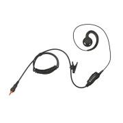 HKLN4602 Sluchátko na ucho, mikrofon s PTTpro Motorola CLP446