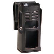 HLN9694 Kožené pouzdro s opaskovým okem pro radiostanice Motorola