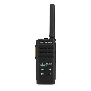 Přenosná radiostanice Motorola MOTOTRBO™ SL2600 VHF model MDH88JCD9SA2AN - čelní pohled