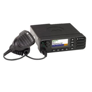 MDM28JNN9RA2AN Motorola MOTOTRBO™ DM4601e VHF, GPS/BT/WiFi - mobilní radiostanice