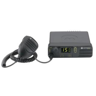 MOTOROLA DM3400 VHF (136-174MHz), MDM27JNC9JA2, mobilní digitální radiostanice