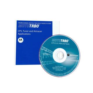 GMVN6241 CPS 2.0 - MOTOTRBO Software DVD EMEA, CPS-RM