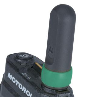 32012144003 Rozlišovací kroužek na anténu - zelený na radiostanici Motorola SL1600