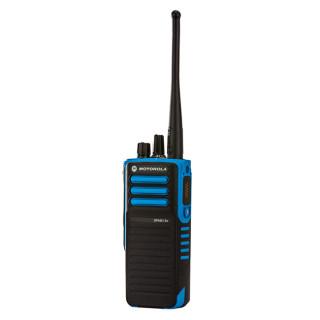 Radiostanice Motorola DP 4401 ATEX VHF, GPS, pro výbušná prostředí