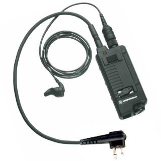 BDN6706 Speciální audio souprava VoiceDucer VOX/PTT pro radiostanice Motorola CP, P ...