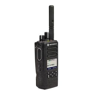 Motorola MOTOTRBO™ DP4600e UHF MDH56RDQ9VA1AN - přenosná digitální radiostanice