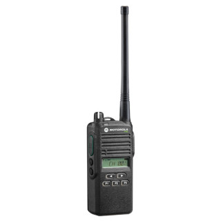 Motorola P 165 VHF, vysílačka (radiostanice) pro profesionální použití