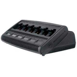 WPLN4189 Stolní 6 pozicový inteligentní nabíječ IMPRES