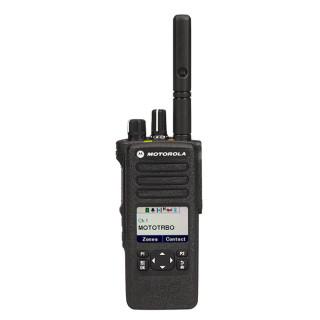 Motorola MOTOTRBO™ DP4601e UHF, BT, GPS, WiFi MDH56RDQ9RA1AN - přenosná profesionální digitální radiostanice