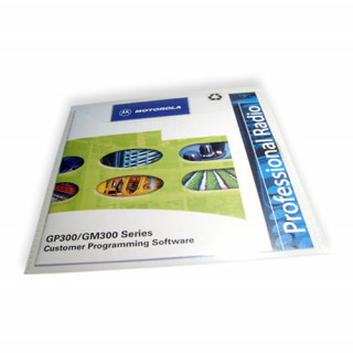 ENLN4115 CPS - Motorola GP300/GM300 Serie Software CD EMEA software pro ruční a mobilní radiostanice