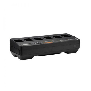 PMPN4289 Stolní 6 pozicový inteligentní nabíječ IMPRES pro radiostanice DP4000e a DP2000e řady