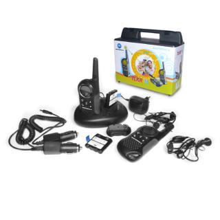 Motorola TLKR T6 PMR446 typ P14MAA03A1AW - pmr vysílačky v balení Family Pack