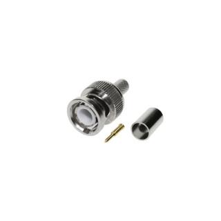 10625012U01 Konektor BNC RG58 (m) krimp