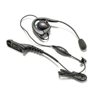 PMLN5976 Ultra lehká náhlavní souprava pro Motorola DP4000 a DP3000