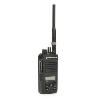 Přenosná radiostanice Motorola MOTOTRBO™ DP2600e VHF model MDH02JDH9VA1AN