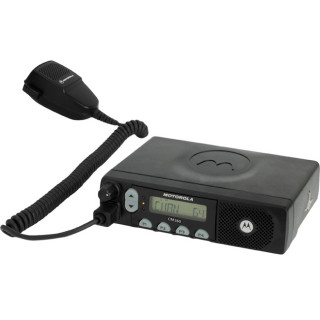 Motorola CM360 MB - mobilní radiostanice pro pásmo 80 MHz