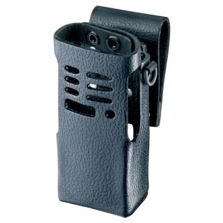 GMLN1111 Kožené pouzdro na opasek ATEX pro Motorola GP340 EX, GP 240, GP 640