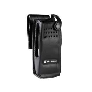 PMLN6098 Pouzdro z měkké kůže pro radiostanice Motorola DP4401 Ex