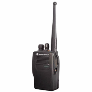 Motorola GP 344-R - profesionální vodotěsná radiostanice (vysílačka)