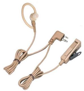 HMN9754 Sluchátko do ucha, samostatný mikrofon s PTT