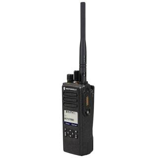 Motorola MOTOTRBO™ DP4601e VHF, BT, GPS, WiFi model MDH56JDQ9RA1AN - profesionální digitální (duální) radiostanice