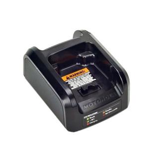 PMLN6494 Stolní nabíječ dvoupozicový pro TETRA radiostanice Motorola MTP3550, MTP3250, MTP3150 atd.