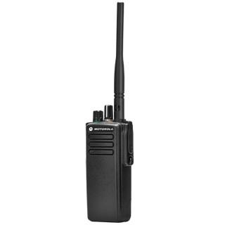 Motorola MOTOTRBO™ DP 4401e VHF, BT, WiFi, GPS přenosná radiostanice (model MDH56JDC9RA1AN)