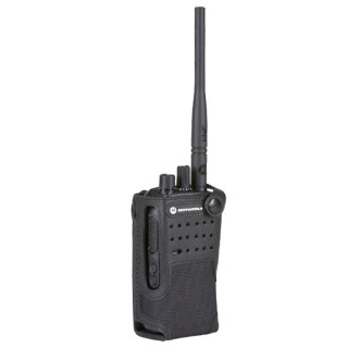 "PMLN5870 Nylonové pouzdro pro radiostanice Motorola DP2400e nebo DP2400 na 3"" opasek"