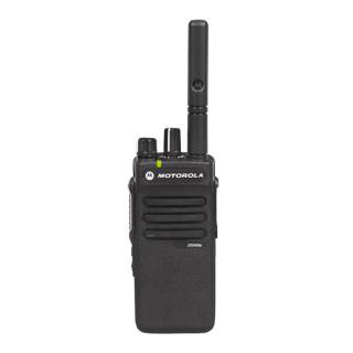 Radiostanice (vysílačky) Motorola MOTOTRBO™ DP2400e UHF - čelní pohled