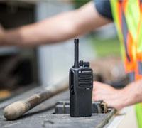 Radiostanice Motorola DP1400 - Mototrbo