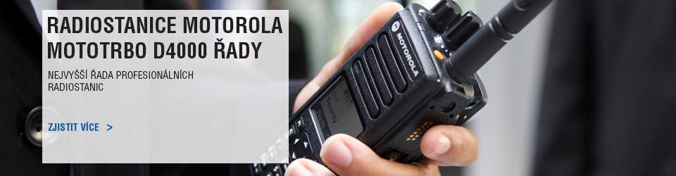 Motorola DP4000 řada