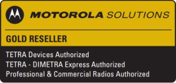 MOTOROLA AUTHORISED VALUE ADDED RESELLER