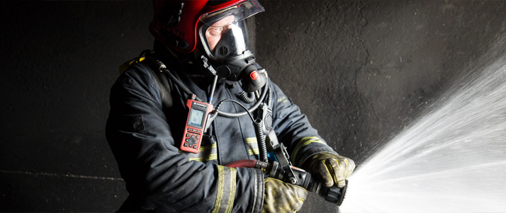 Radiostanice Motorola pro hasičské sbory